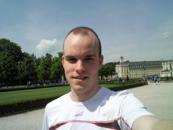 Benny am Schlossplatz