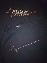 Neues 205bpm T-Shirt