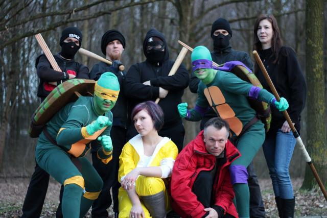 Turtles Gruppe